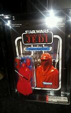 Star Wars Vintage Collection VC105 Emperors Royal Guard AFA 9.0