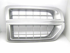 LAND Rover Discovery 3 argento luminoso griglia spacco laterale parte originale jak000065mmm