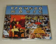 CROWDED HOUSE Weather With You CD Single Special Rock Torhout Werchter Edition