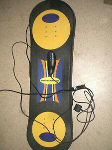 PS2 Thrusmaster FreeStyler Board Skateboard