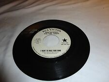 ARTHUR FIEDLER I Want To Hold Your Hand 45  Hello Dolly Boston Pops 47-8378 G+