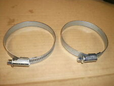 Norman.Hose clips x 2.60 - 80 mm. New.