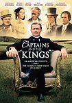 Captains and the Kings, Good DVD, Richard Jordan, Perry King, Patty Duke, Ray Bo