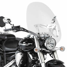 Parabrezza GIVI Yamaha XVS 950A Midnight Star 09 trasp. A47 + AS103A2