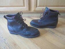 Browning Hunting Boots 13 W GoreTex leather  EUC!