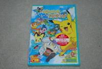 New DVD Pocket Monster Pikachu no Wanpaku Island 1st limited ver. Japan import