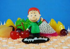 Peanuts Snoopy and Friends Linus Decoration Figure Cake Topper K1021_G