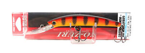 Yo Zuri Crystal Minnow DD Walleye 90 mm Floating Lure R1205-HOPC (6749)