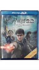 3D Blu-Ray - Harry Potter & the Deathly Hallows Part 2