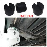 Height up non-slip Slotte Frame Rail Floor Jack Guard Adapter Lift Rubber Pad