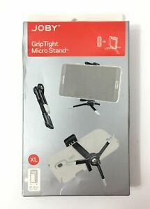 Joby GripTight Micro Stand for Smartphones XL 2.7-3.9 inch Black JB01324
