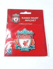 Liverpool Football Club Fc Fridge Magnet - Licensed Official Merchandise