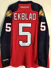Reebok Premier NHL Jersey Florida Panthers Aaron Ekblad Red sz M