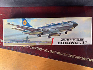 Airfix Boeing 737 In Excellent Complete Condition