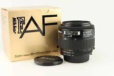 Nikon Zoom Nikkor Af 35 70 35-70mm 3,3 -4, 5 86020