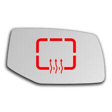 Rechts Beifahrerseite Spiegelglas Beheizbar für Cadillac SRX 2004 - 2009