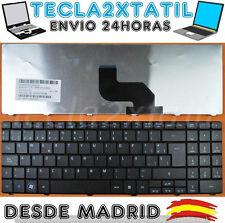 Teclado ACER EMACHINES E727 E725 G420 G430 G520 en español nuevo