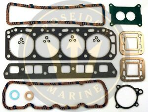 Head gasket set for Volvo Penta 3.0GL 3.0GS RO : 3856729 3853336 18-2946