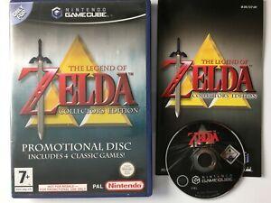 The Legend of Zelda Collector's Edition Gamecube C457G1