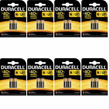 16x pile batterie pila 1.5V N LR 1 E90 Alkaline alcalina Duracell originali LR1