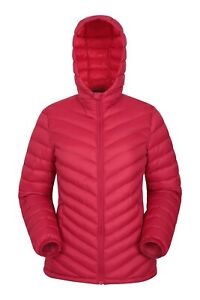 Mountain Warehouse Womens Seasons Padded Puffer Jacket Winter Warm Ladies Coat