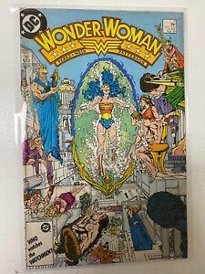 Wonder Woman #7 Cheetah DC 2nd Series 4.0 VG water damage (1987)