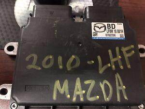 2010 2011 2012 2013 Mazda 3 ECM Computer LF8M 18 881H