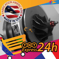 CHRA TURBO 707240 Ulysse II  2.2 JTD 128 cv TURBINE 71723516 71723518 9641192380