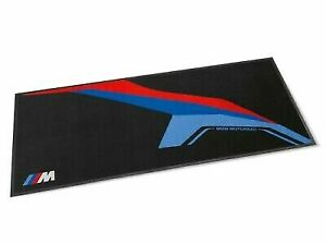 BMW Motorrad Garage Motorcycle Pit Mat Carpet - M Sport