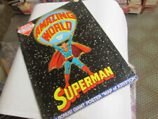 Amazing World of Superman ..official metropolis edition ...1973