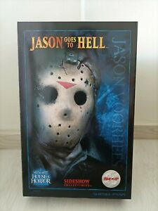 Sideshow 1/6 scale Jason Voorhees Friday the 13th Jason Goes To Hell