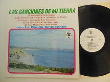Las Canciones de mi Tierra con La Banda Sinaloense: PROMO on Antilla AP 665 NM