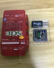 R4 3DS B9S for 3DS/3DSLL/N3DS/N3DSLL/2DS/N2DS. 22 Games Installed!