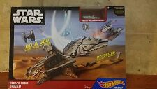 New Star Wars Escape From Jakku Diecast Play Set Cgn32