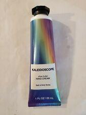 Bath & Body Works Hand Cream 1 oz Shea Butter Kaleidoscope