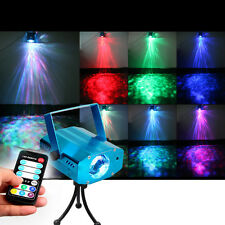 R&G LED Projector DJ Disco Laser Lighting Stage Light Xmas Party KTV Club Show
