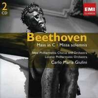 Carlo Maria Giulini - Beethoven: Missa Solemnis [Edelstein Neue CD