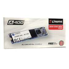 Kingston A400 M.2-2280 240GB SATA III Solid State Drive NGFF SSD For Laoptop PC