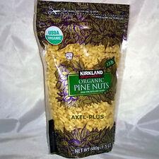 Kirkland Signature USDA Organic Pine Nuts 1.5 lb