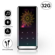 JNN M13 32GB Bluetooth HiFi MP3 4 Media Player Music Video FM Radio Recorder