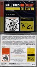 "MILES DAVIS ""Cookin' + Relaxin'"" (CD) 2011 NEUF"