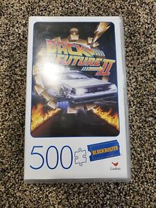 Cardinal Blockbuster: Back to the Future 2 Jigsaw Puzzle - 500pc New
