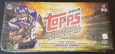 NFL topps Hobby 2013 Football Factory set COMPLETE 440 CARDS!!! + 5 extra CARDS!