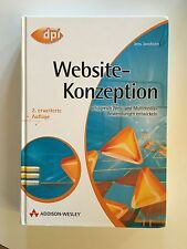 Website-Konzeption: Erfolgreiche Web- und Multimedia-Anwendungen entwickeln (DPI
