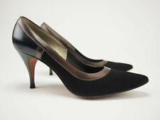 1960s DeLiso Debs Vintage Spike heel Pumps 6.5 Aaaa