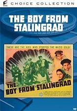 BOY FROM STALINGRAD ( B&W) Region Free DVD - Sealed