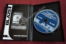 """PSX PlayStation BLAZE """"Xploder CD9000 V.2.0"""", sehr gut, +Verpackung/Manual"""