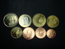 ESPAÑA 2010 SERIE 8 MONEDAS EURO
