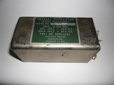 RF Microwave Crystal Oscillator 10.000 MHz PCOXO-HPO2