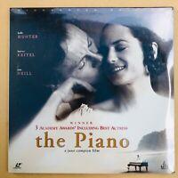 The Piano (Laserdisc, 1994)